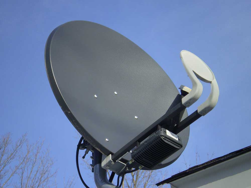 Satellite Dish Installation Oldham